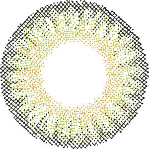 ダイヤワンデーのカラコンのレンズ画像