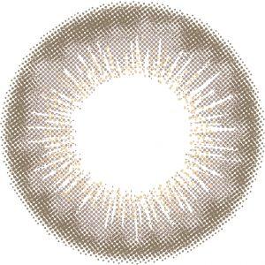 ミッシュブルーミンリュクスモカ公式レンズ画像カラコン