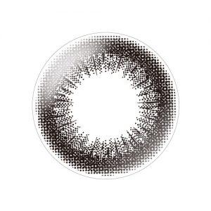 デコラティブアイズヴェールダークミストカラコン画像