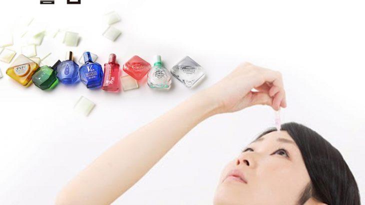 カラコンNGの目薬に要注意!カラコン装着時の目薬の選び方