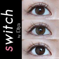 【「瞳をswitchする」ダイヤシリーズのスイッチを全色着レポしてみた!!】